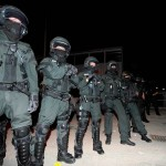 Der Kampfanzug ist eine militärische Uniform    Foto: DPA