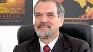 Generalstaatsanwalt Norbert Wolf - aalglatt - wie die meisten Amtsjuristen im Lande