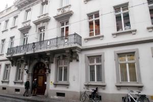 Landgericht Freiburg - Die Promis haben es gut dort!