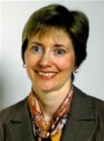 Marion Harsdorf-Gebhardt viel aus Reisen zu Tagungen!