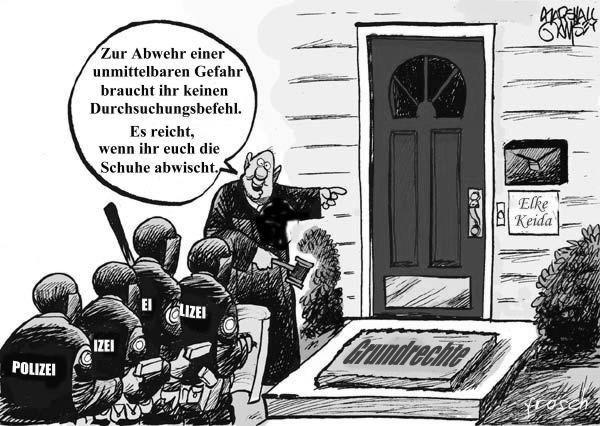 Bayerns Justiz - ohne Kommentar.