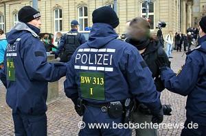 Pressebehinderung wird immer schlimmer in Deutschland.