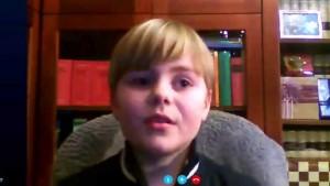 Peter Böse (11) ist Justiz-Opfer.