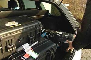 Symbolfoto: Kameraequipment und Fotoausrüstung einfach geklaut - Stasi-Erfurt macht es möglich!