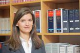 Staatsanwaltschaft Darmstadt - ab 1. Juli 2014 Pressesprecherin Nina Steinmetz