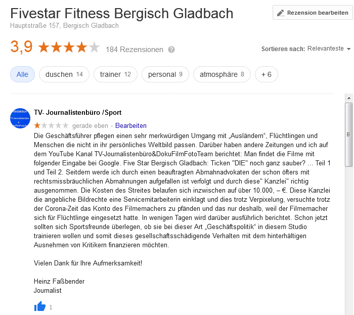 five star bergisch gladbach